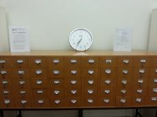 Filing drawers