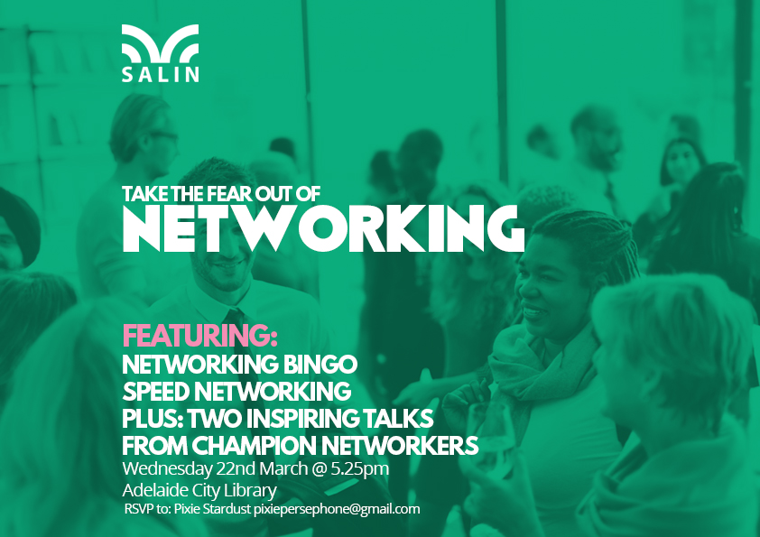 Take the fear out of networking