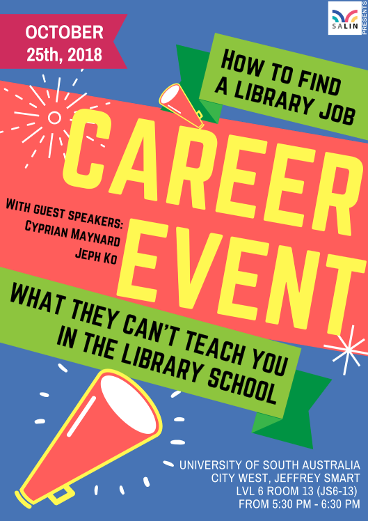 How to find a library job: what they can't teach you in school